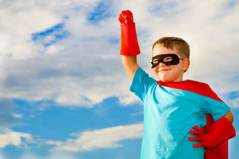 Why are children so obsessed with super heroes? - Parentdish UK | Early Childhood Professionals | Scoop.it