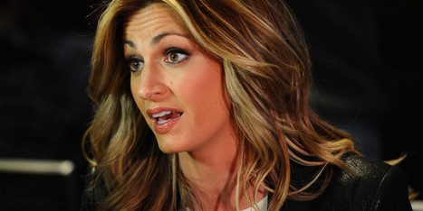 Erin Andrews: 'Go Ask Michael Strahan How Much His Suits Cost' | Women in Sports Journalism | Scoop.it