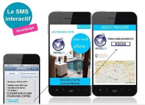 Digitaleo donne du pouvoir au SMS   Retail   Scoop.it