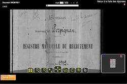 Les registres matricules vont jusqu'en 1921 dans les Pyrénées ... - La Revue française de Généalogie | Histoire Familiale | Scoop.it