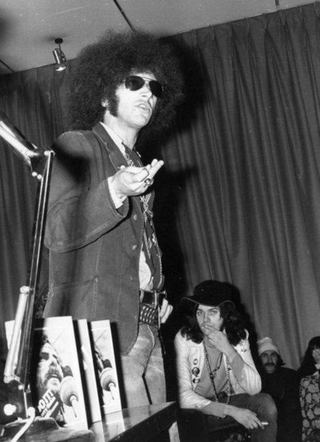 Goodbye, Mick Farren, activist, rabble-rousing rocker and NME ... | music | Scoop.it