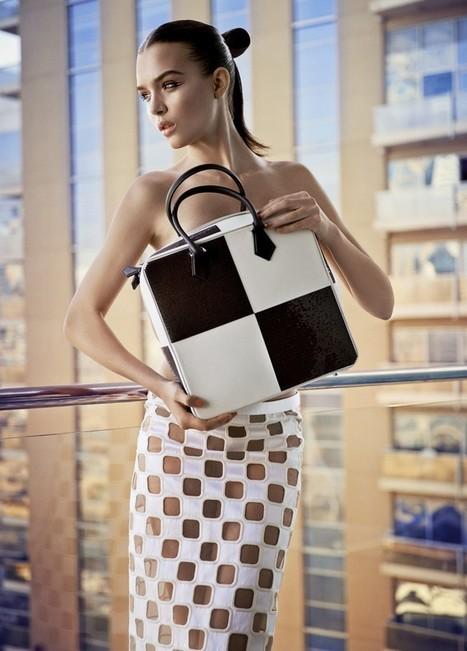 Josephine Skriver Dons Louis Vuitton for Eurowoman by Jonas Bie   Sinh Vien   Scoop.it