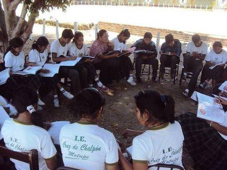 Lambayeque: alumnos estudian en el patio por culpa de zancudos | Noticias más importantes de las regiones del Perú - RPP | Scoop.it