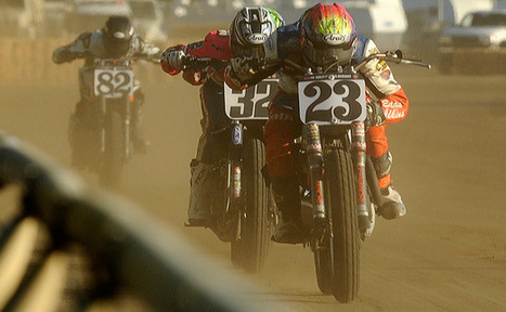 Kiesow Racing and Jeffrey Carver Jr. Team Up Again for the 2013 AMA Pro Flat Track Season | California Flat Track Association (CFTA) | Scoop.it