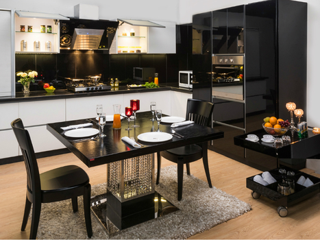Modular Kitchen Store in Kolkata and Bangalore | Home and Office Furniture | Scoop.it