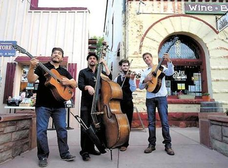Mango fan Django kicks off Downtown Jazz concert Friday | JazzLife | Scoop.it