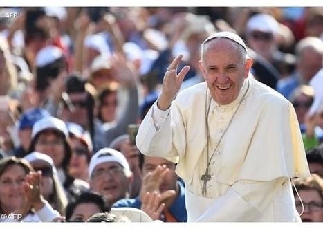 Tvít pápeža Františka: Pán zveril archanjelom úlohu chrániť ľudí | Správy Výveska | Scoop.it