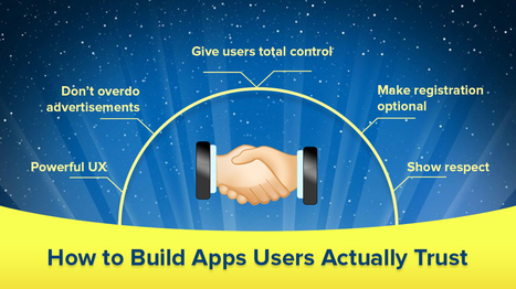 How to Build Apps Users Actually Trust - Openxcell   Latest Technology Trends   Scoop.it