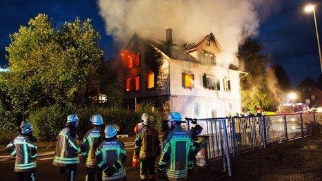 Brandanschläge auf Flüchtlingsheime: Es brennt in Deutschland | Volokurs | Scoop.it