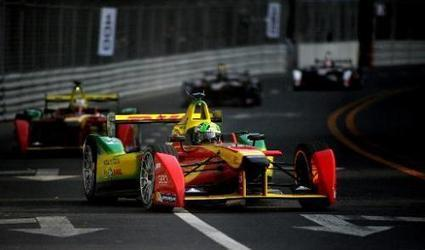 Sparks fly as Di Grassi wins first electric race | Sustain Our Earth | Scoop.it