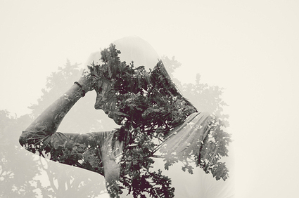 Double exposure photography. Soo beautiful :)  | Vanessa Hudgens | photography, lomography,... | Scoop.it