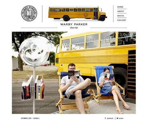 Warby Parker, Jack Kerouac og den gode historie | Trine Ellegaard | Content | Scoop.it