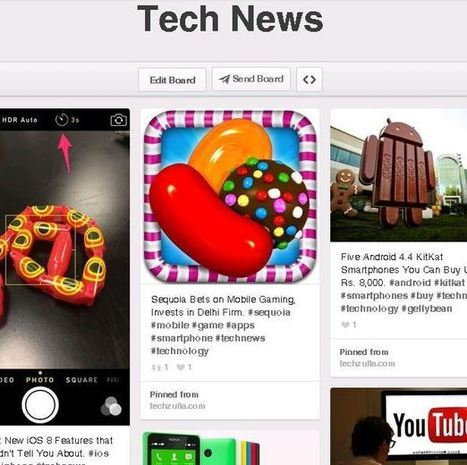 Pinterest Gives Marketing Tech Products New API Access | Technology - Web Android IT SEO | Scoop.it