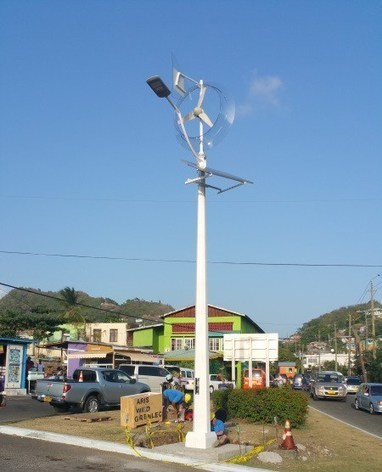Solar-Wind Lighting Technology | Permaculture, renewables, and sustainability | Scoop.it