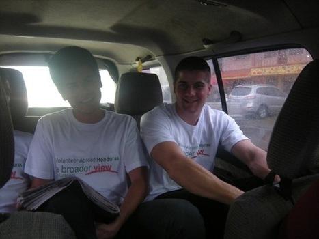 "Stephen Volunteer in La Ceiba, Honduras   ""#Volunteer Abroad Information: Volunteering, Airlines, Countries, Pictures, Cultures""   Scoop.it"