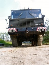 Tatra 813 Kolos – Walk Around | History Around the Net | Scoop.it
