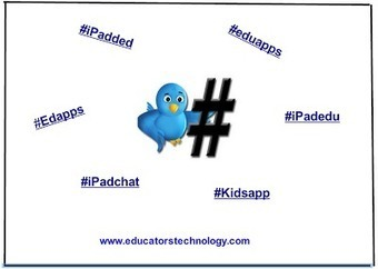 5 iPad Hashtags Teachers should Know about ~ Educational Technology and Mobile Learning | Twitter for Teachers | Scoop.it