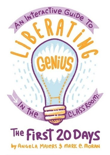 "Free eBook on Genius Hour ""Liberating Genius: The First 20 Days"" by Angela Maiers - Office Blogs 
