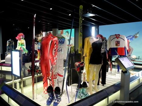 Visite du Musée olympique de Lausanne | Carnet d'escapades | Scoop.it