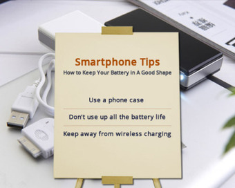 Smartphone Tips- How to Keep Your Battery in A Good Shape | The Mobile Spa | Scoop.it