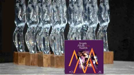 Angels Music Awards: la musique chrétienne a aussi sa cérémonie | Les Guetteurs | Scoop.it