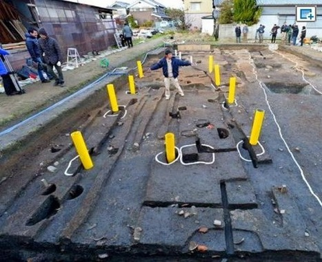 The Archaeology News Network: Remains of building may be part of ancient queen's palace | Neolithic Era | Scoop.it