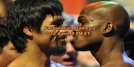Rematch Pacquiao vs bradley 2 live stream, Date, time and more detail. | PPV! Pacquiao vs Bradley 2 live stream Watch Manny VS Timothy Boxing Online HBO | Scoop.it