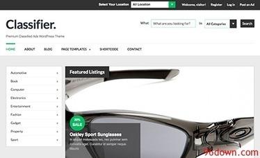 Classifier Classified Ad WordPress Themes | Download Free Nulled Scripts | best classifier | Scoop.it