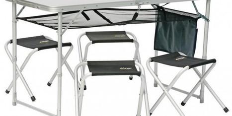 Bien choisir sa table de camping   Matériel de camping   Scoop.it