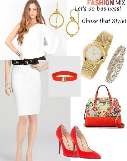 business woman | FashionMix | Scoop.it