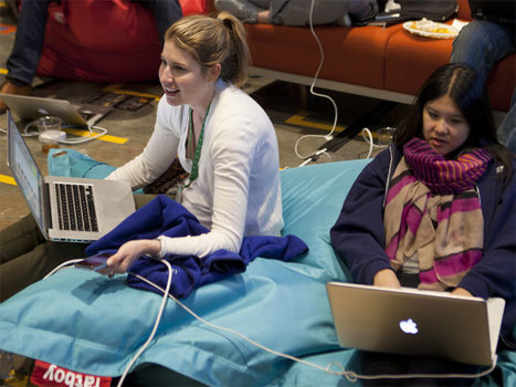 The 25 Best Tech Companies To Work For In 2012 | Employee Voice | Scoop.it