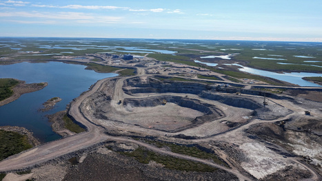 'Canada set to open one of the world's biggest diamond mines' @investorseurope #diamond   Mining, Drilling and Discovery   Scoop.it