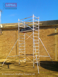 Scaffold Towers Help Work Best For Roof Repairs | scaffold tower | Scoop.it
