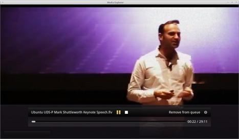 Un petit media center pour Ubuntu, media explorer | Actualités de l'open source | Scoop.it