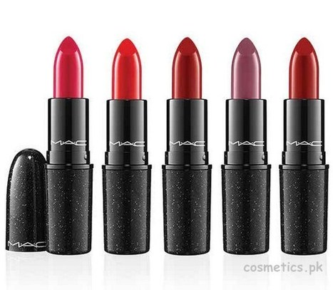 MAC Heirloom Mix Lipsticks Review and Price | Fashion Blog | Scoop.it