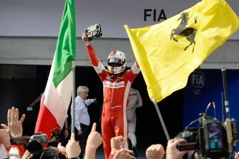 China will prove if Ferrari have closed the gap to Mercedes | F 1 | Scoop.it