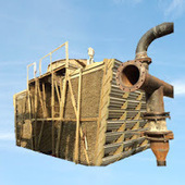 Cooling Tower Manufacturer - Dry Cooling Towers Supplier - Wooden Cooling Tower Exporter India | Heat Exchanger Manufacturters and Exporters | Scoop.it