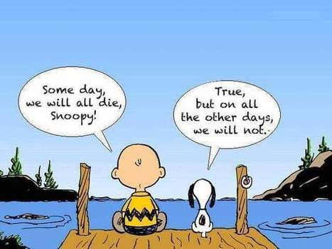 Wisdom of Snoopy | Mental Wellbeing | Scoop.it
