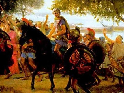 Ancient Macedonia - Prophecies about Greeks conquering the Persian | History | Scoop.it