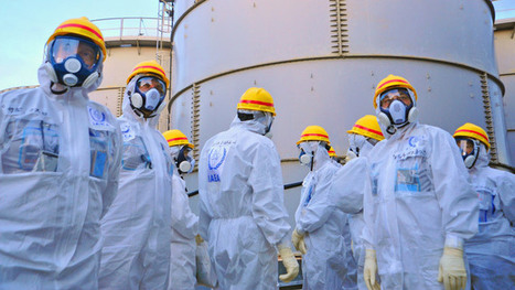 TEPCO reveals record cesium level in Fukushima No. 1 well | OHS - Protecting by preventing, learning and leading | Scoop.it