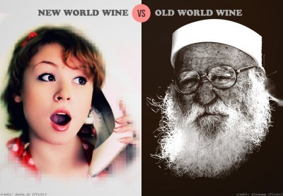New World vs. Old World Wine   Wine Folly   Alcoholic beverages KM   Scoop.it