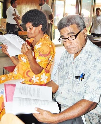 Indigenous rights protected in draft | The Fiji Times | Océanie | Scoop.it