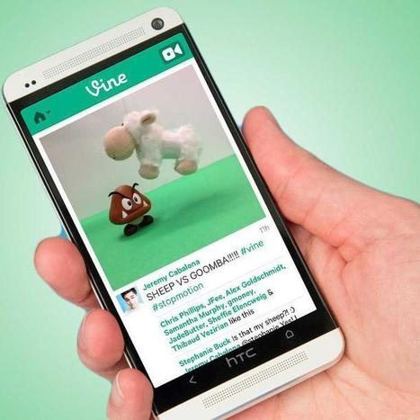 Vine App Coming to Android 'Soon' | Digital & Social innovation | Scoop.it