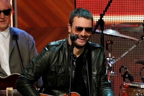 Eric Church Says He's a Big Fan of All His Opening Acts   Country Music Today   Scoop.it