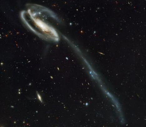 Neighboring Dwarf Galaxies Refuse To Fit The Standard Model Of The Universe | Vloasis sci-tech | Scoop.it