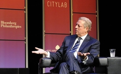 Al Gore: The Media Is 'Frightened to Death' of Talking About Climate Change | Sustain Our Earth | Scoop.it