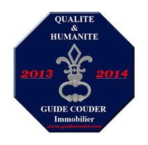 Le Guide Couder - L'unique sélection impartiale d'agences immobilières de grande qualité. | Action Immobilier - Ariège Pyrénées | Scoop.it