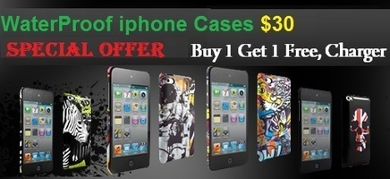iPhone 4 & 5 Get Water-Smart with Waterproof Cases, Copperas Cove | Cell Phone Repair Service Copperas cove | Scoop.it