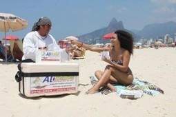 A Guide to Eating on Rio's Beaches | Life in Brazil | Scoop.it