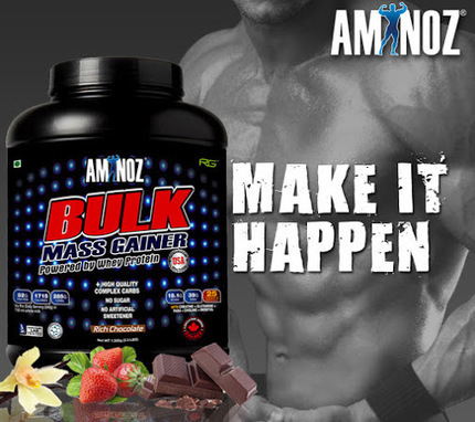 Best Muscle Gain Supplement | Aminoz Health and Sports Supplements | Scoop.it